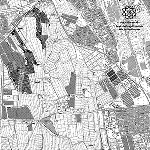 ◘ Physical Organizing of Self-growing Urban Tissues, Green Belt of 18th District, Tehran